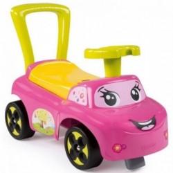 SMOBY Detské odrážadlo pre dievčatá Auto Fille