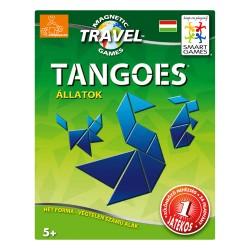 """Tangram na """"cesty"""" - Zvieratá Állatok"""
