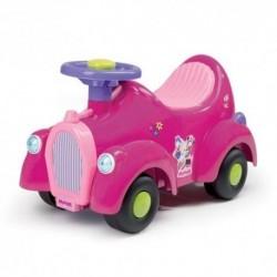 SMOBY Detské odrážadlo Minnie so zvukom na volante ružové