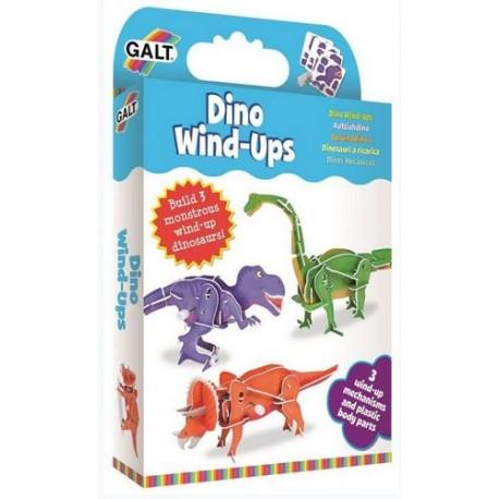 GALT Kreatívny set - dinosaury na zotrvačník