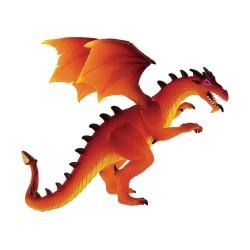 Bullyland figúrka na hranie - Ignis drak oranžový