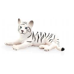 Animal Planet 387015 Tiger biely mláďa ležiace figúrka