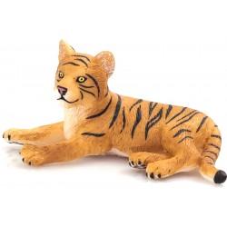 Animal Planet 387009 Tiger bengálsky mláďa ležiace figúrka