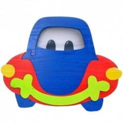 Detské nástenné svietidlo - autíčko