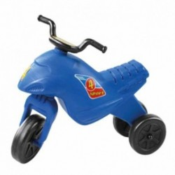 DOHÁNY Detské odrážadlo Superbike medium, modré