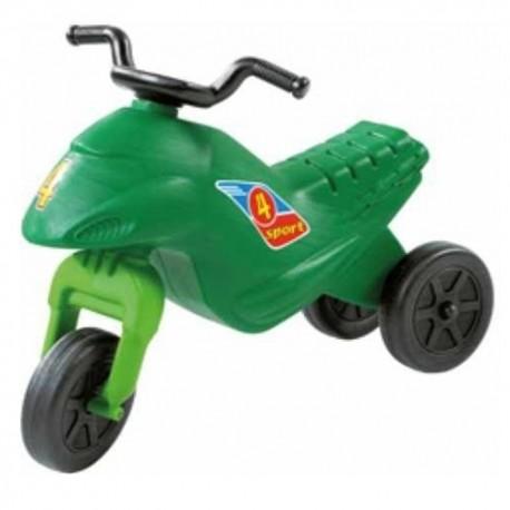 DOHÁNY Detské odrážadlo Mini superbike - zelené