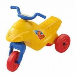 DOHÁNY Detské odrážadlo Mini superbike, žlté