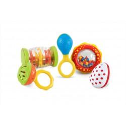 HALILIT Detská sada hudobných nástrojov - moja prvá