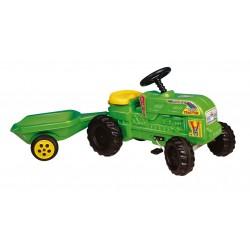DOHÁNY detský záhradný traktor zelený