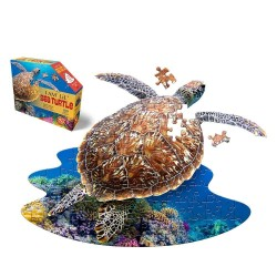 Wow Puzzle junior 100 ks-ové - Korytnačka