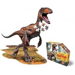 Wow Puzzle junior 100 ks-ové - Raptor