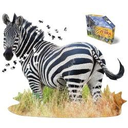 Wow Puzzle 1000 ks-ové - Zebra