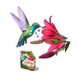 Wow Puzzle 300 ks-ové - Kolibrík