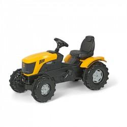 Rolly Toys Detský šlapací traktor FarmTrac JCB