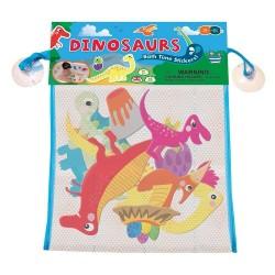 BUDDY & BARNEY penové nálepky Dinosaury