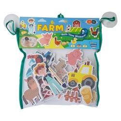 BUDDY & BARNEY penové nálepky Farma