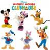 Bullyland Mickey Mouse & Friends rozprávkové figúrky - 6-dielny set