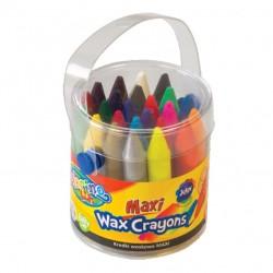 Colorino Kids farebné voskovky 24 ks-ové