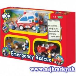 WOW hračky - Multipack sada - Pohotovosť
