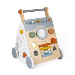 JANOD Multifunkčné chodítko pre deti Sweet Cocoon s aktivitami
