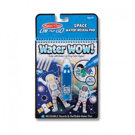 Melissa & Doug Magické pero Vesmír Water WOW!
