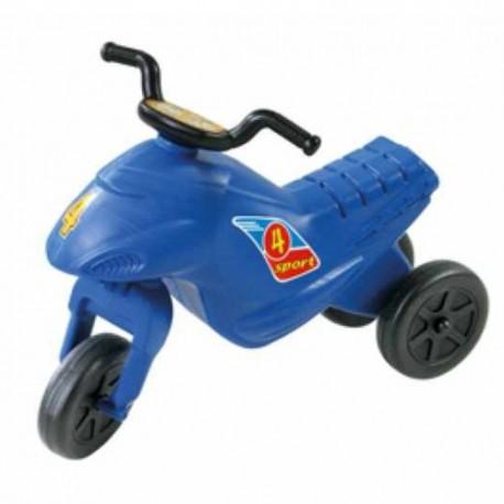 DOHÁNY odrážadlo Mini superbike - modré