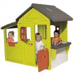 SMOBY Detský záhradný domček Maison Neo
