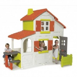 SMOBY Detský poschodový domček Duplex