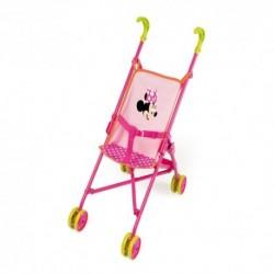 SMOBY Detský kočík pre bábiku golfky skladací Minnie