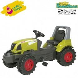 Rolly Toys Detský šlapací traktor FarmTrac Claas Arion 640