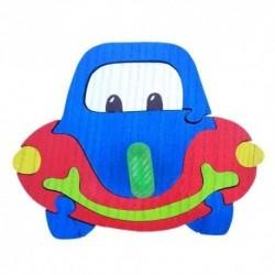 Detský minivešiak - autíčko