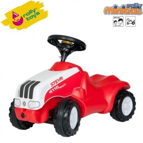 Rolly Toys Detské odrážadlo - traktor Minitrac Steyr 4115