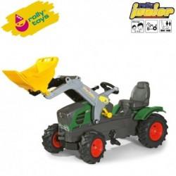 Rolly Toys Detský šlapací traktor Fendt 926 s lyžicou