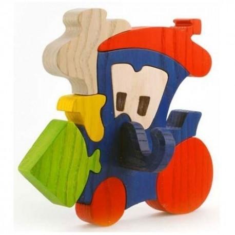 Detský minivešiak - vláčik