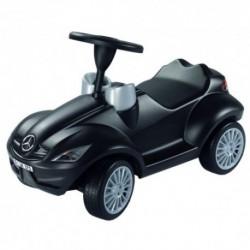 BIG Detské odrážadlo SLK Bobby Benz auto so zvukom čierne
