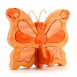 Detský minivešiak - motýl' oranžový