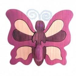 Detský minivešiak - motýl' fialový