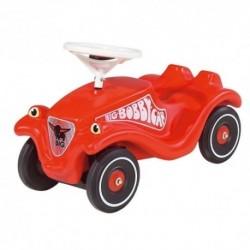 BIG Detské odrážadlo Bobby Classic auto so zvukom červené