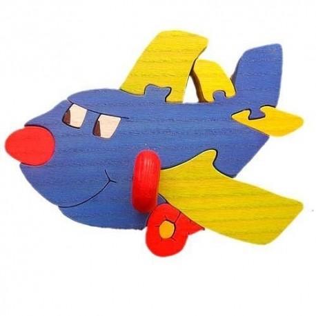 Detský minivešiak - lietadlo