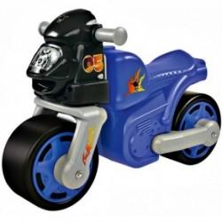 BIG Detské odrážadlo motorka Classic Bike modré