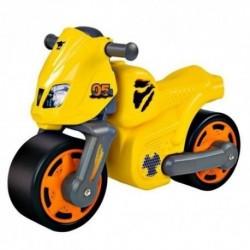 BIG Detské odrážadlo motorka Speed Bike žlté
