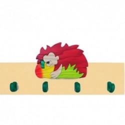 Detský vešiak - ježko