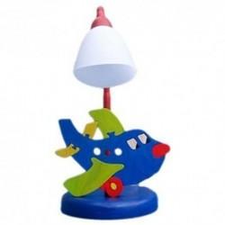 Detská stolná lampa - lietadlo