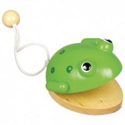 Kastaneta - žabka