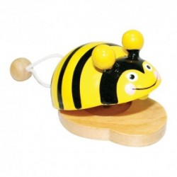 Kastaneta - včielka