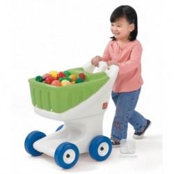 STEP2 Detský nákupný vozík Grocery Cart