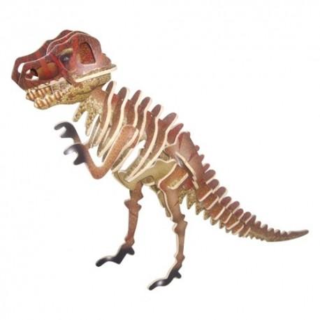 IMP-EX Drevený farebný model - Tyrannosaurus