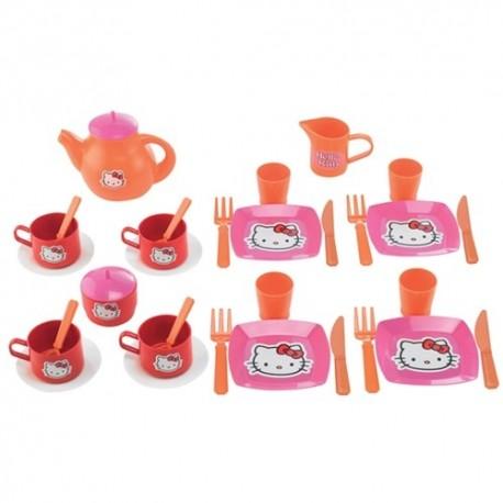 Écoiffier - Hello Kitty raňajková súprava