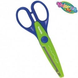 Colorino Kids nožnice pre deti - kreatívne č.3