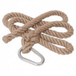 Detské lano na lezenie 200 cm